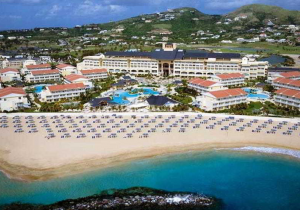 Saint Kitts Marriott Resort And The Royal Beach Casino