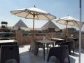Three Giza Pyramids INN